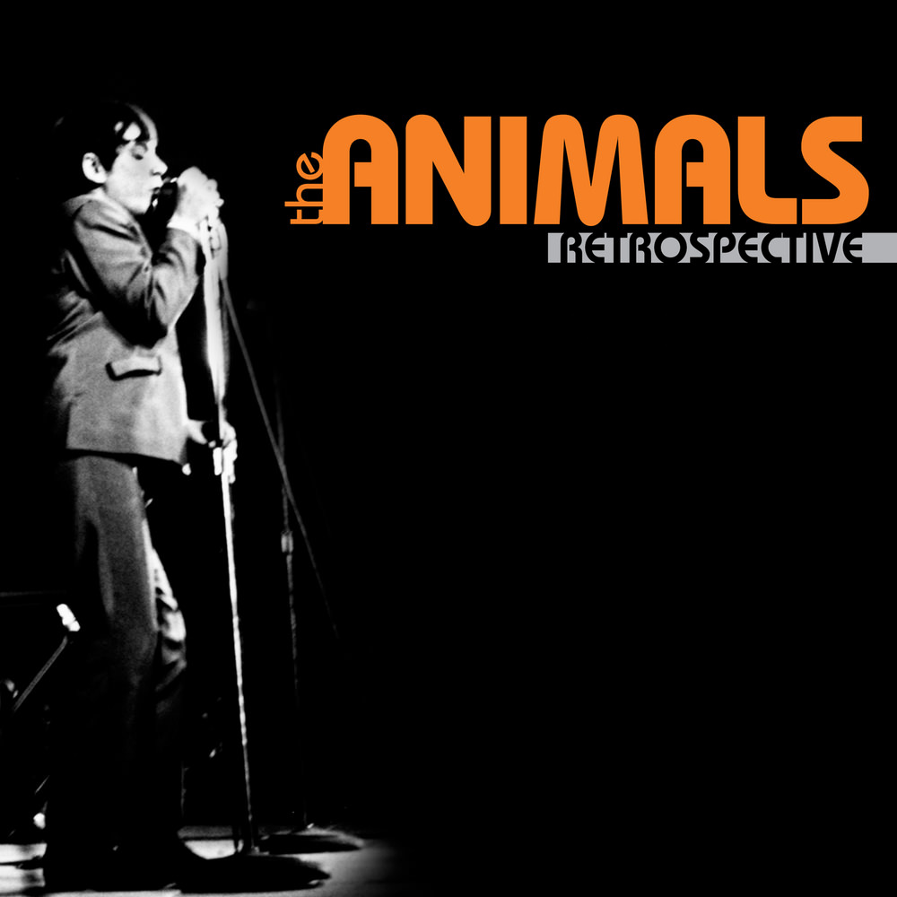 The Animals The Animals Retrospective In High Resolution