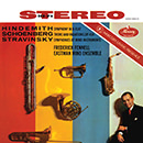 Hindemith: Symphony in B Flat - Schoenberg: Theme and Variations, Op.43a - Stravinsky: Symphonies of Wind Instruments