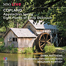 MSO Live - Copland: Appalachian Spring & Eight Poems of Emily Dickinson