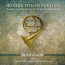 Mozart: Stolen Beauties: Chamber music by Mozart, Punto and Michael Haydn
