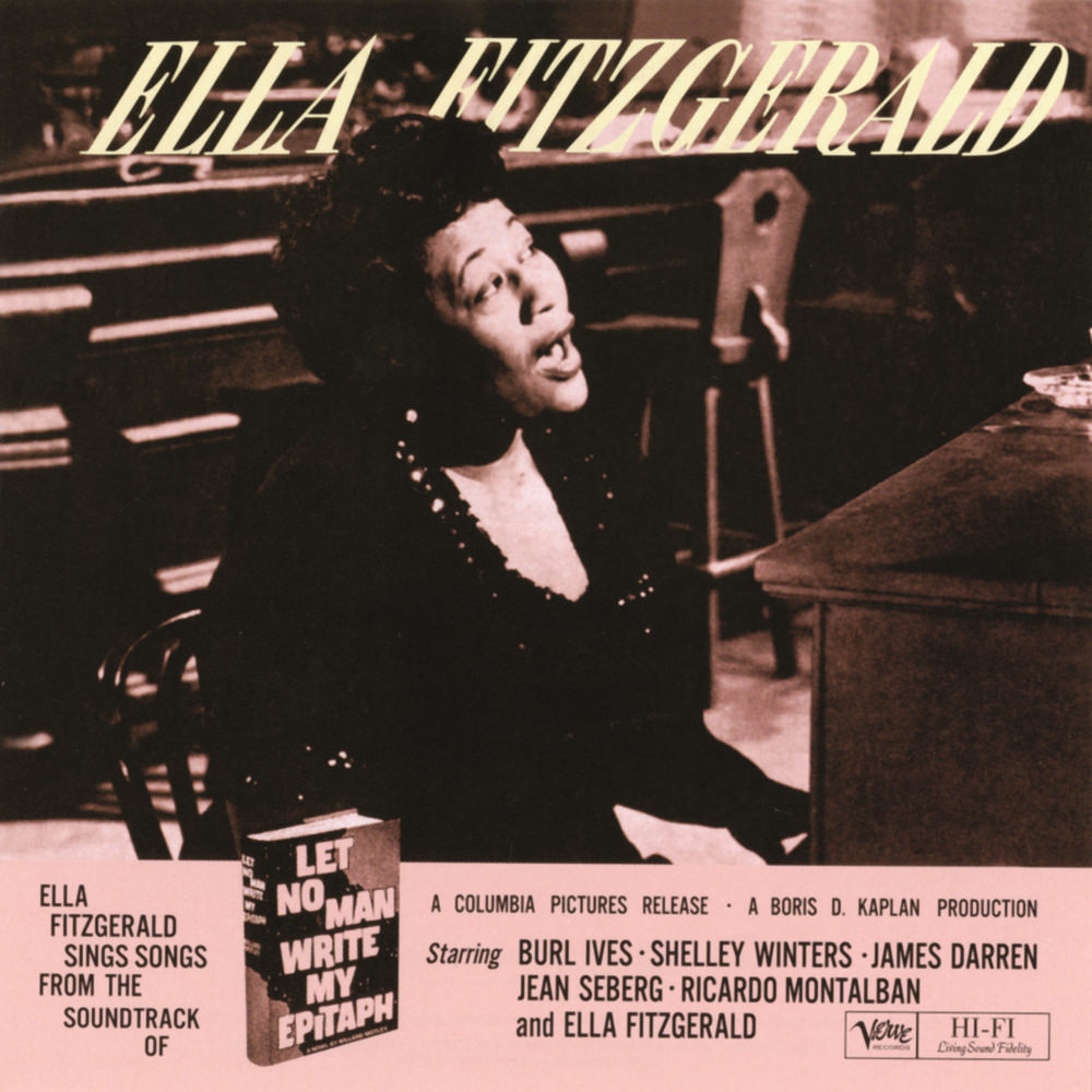 ella fitzgerald let no man write my epitaph in high resolution ella fitzgerald let no man write my epitaph in high resolution audio prostudiomasters