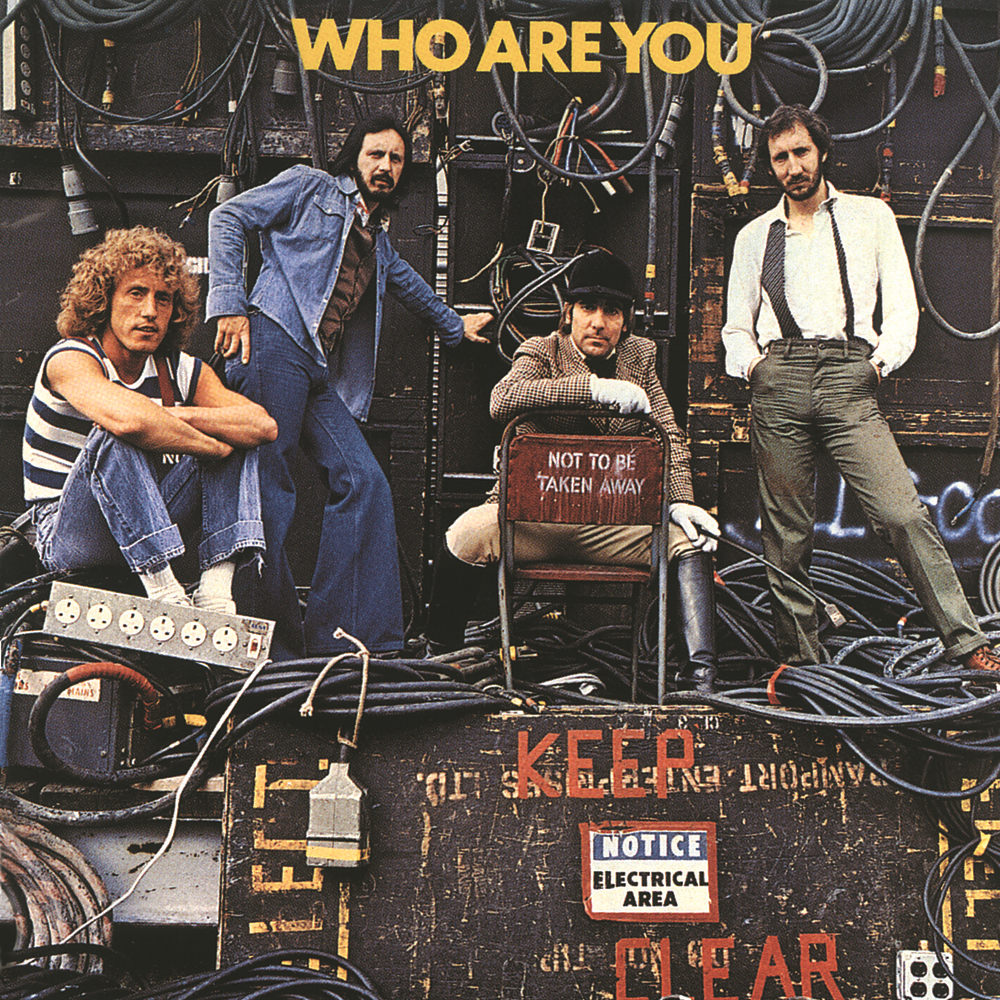 The Who Who Are You In High Resolution Audio