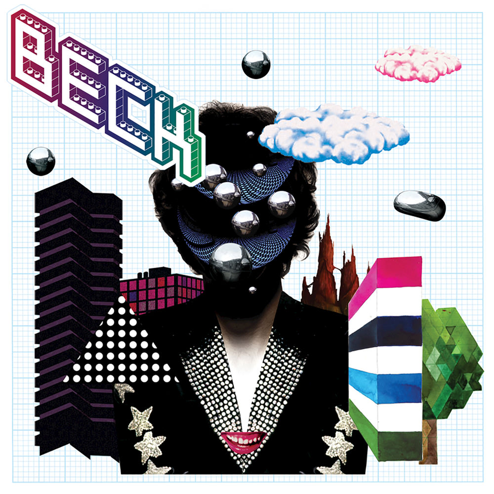 Beck the information in high resolution audio - Pochette range cd originale ...