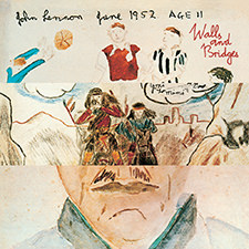 John Lennon, Walls And...