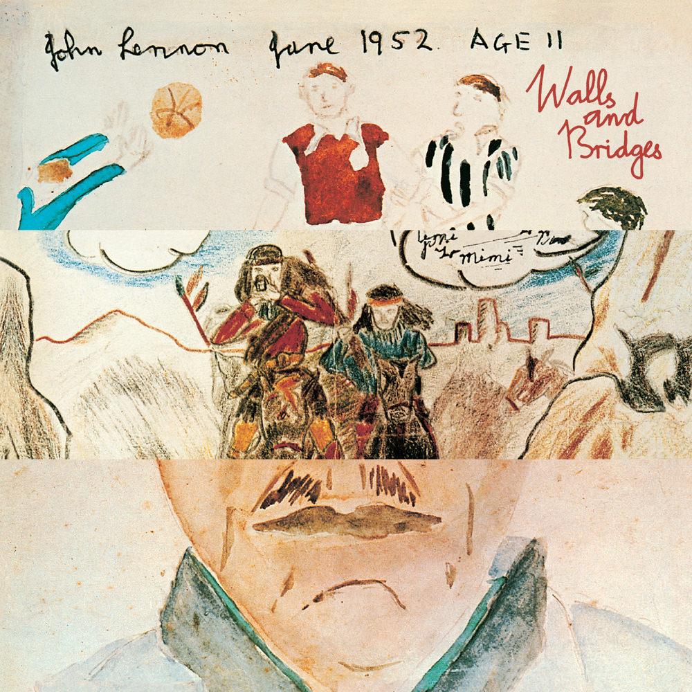 John Lennon Walls and Bridges