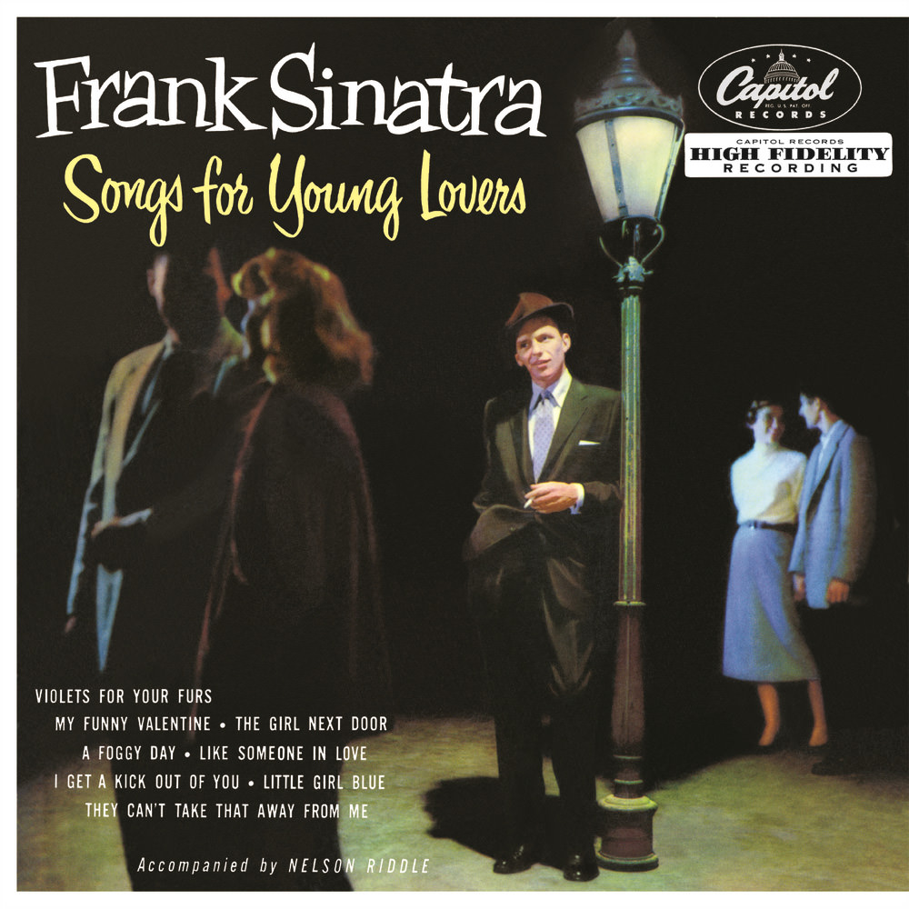 Frank Sinatra Songs For Young Lovers In High Resolution
