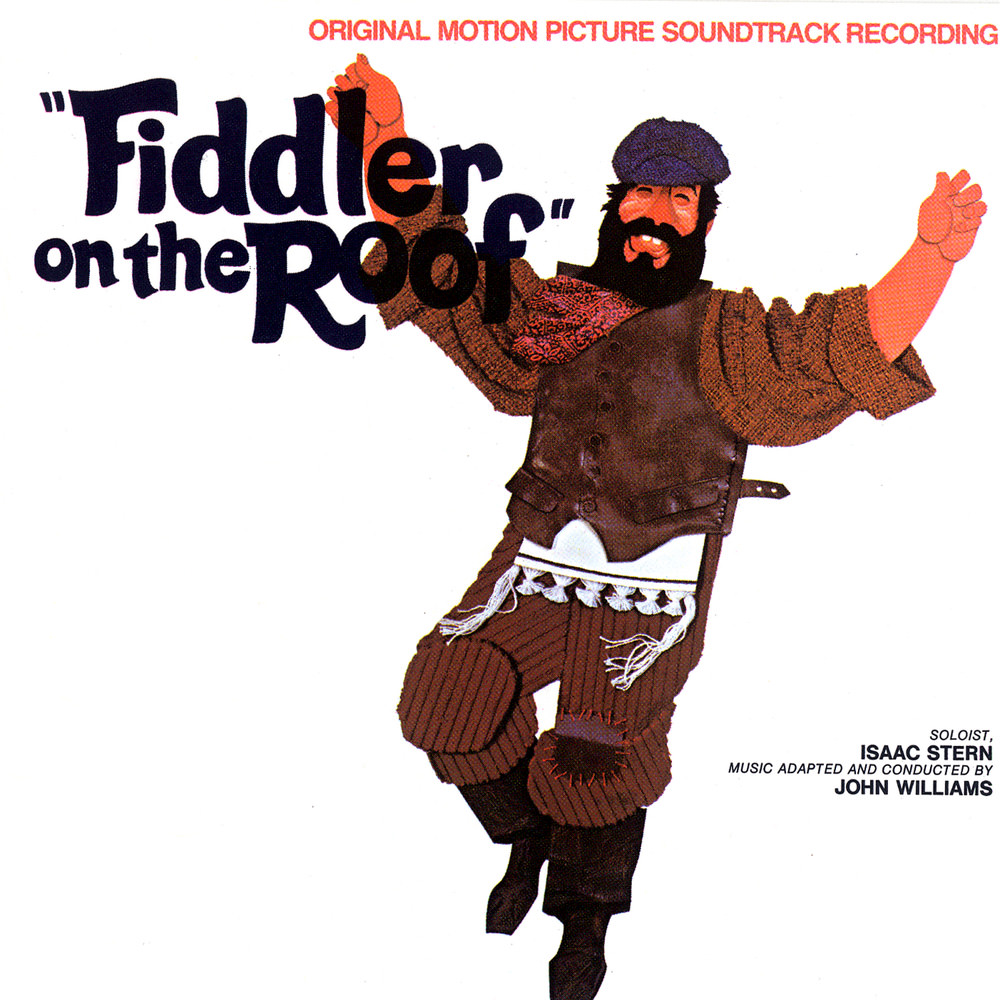 Various Artists Fiddler On The Roof Original Motion