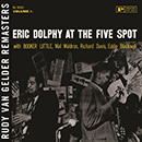 At the Five Spot, Vol. 1 [Rudy Van Gelder Remaster]