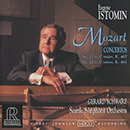 Mozart: Concertos: No. 21 in C Major, K.467 - No. 24 in C Minor, K. 491