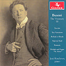 Busoni: The Visionary, Vol. 3