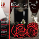 Chamber Music - Grieg, E. / Hindemith, P. / Poulenc, F. / Martinu, B. (The Beauty of Two) (Kennedy Center Chamber Players)