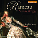 Rameau: Works for Harpsichord, Vol. 2