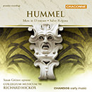 Hummel: Mass in D Minor / Salve Regina