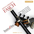 Fasch: Orchestral Works, Vol. 1