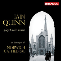 Iain Quinn - Czech Music for Organ