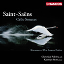 Saint-Saëns, C.: Cello Sonatas / Priere / The Swan / Romance, Op. 36