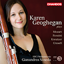 Karen Geoghegan Plays Mozart, Rossini, Kreutzer & Crusell