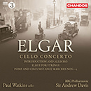 Elgar: Cello Concerto - Introduction and Allegro - Elegy for Strings - Pomp and Circumstance Marches Nos. 1-5