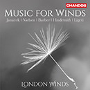 Twentieth-Century Chamber Works for Winds