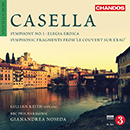 Casella: Orchestral Works