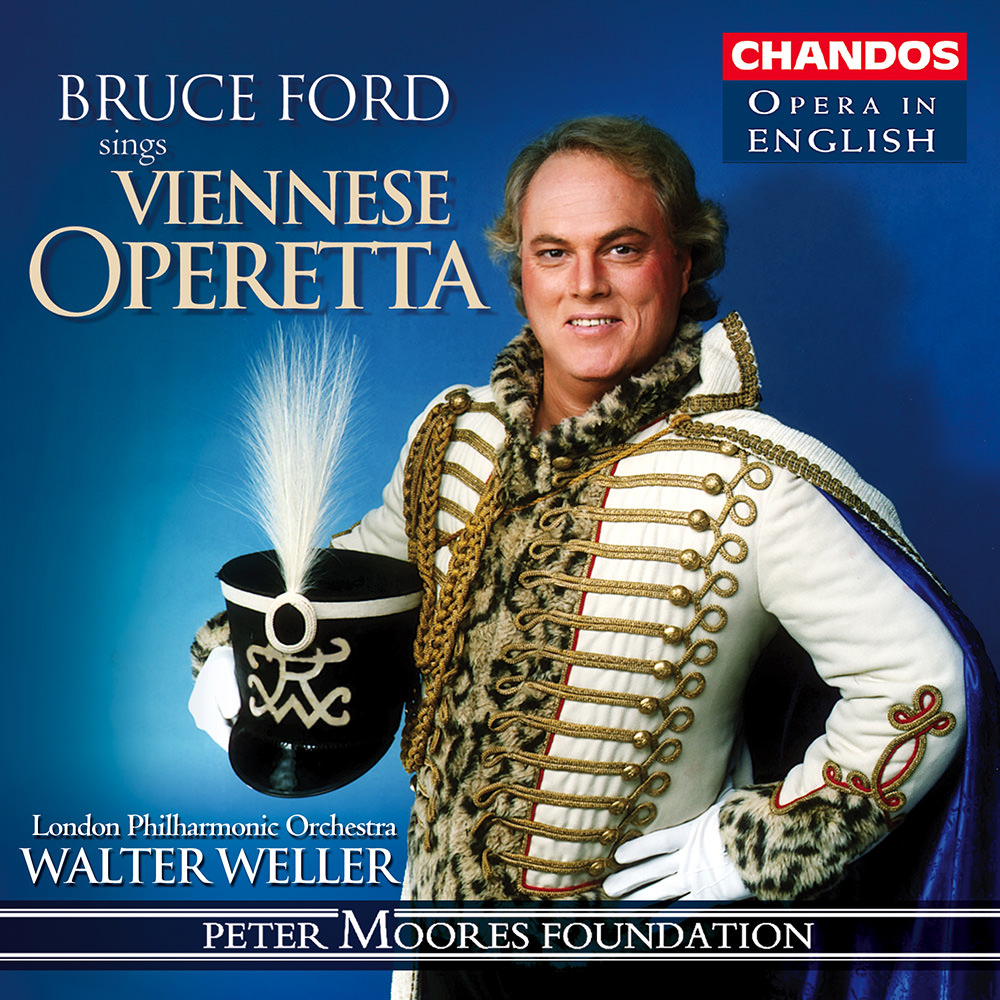 Bruce Ford London Philharmonic Orchestra Walter Weller