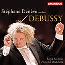 Stephane Deneve conducts Debussy