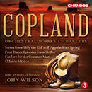 Copland: Orchestral Works, Vol. 1 – Ballets