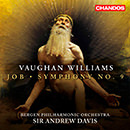 Vaughan Williams : Job - Symphony No. 9