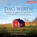 Wiren: Sinfonietta in C Major, Serenade, Symphony No. 3 & Divertimento