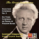 The Great Conductors: Roger Goeb: Symphony No. 3 - Ben Weber: Symphony on Poems of William Blake (Remastered 2015)