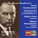 The Great Conductors: Fritz Reiner Conducts Rachmaninoff, Liszt & Moussorgsky (Remastered 2015)