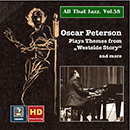 All that Jazz, Vol. 58 - Oscar Peterson: Plays Themes from Westside Story and More