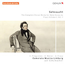 Schubert: Sehnsucht – The Complete Choral Works for Male Voices, Vol. 1