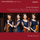 Schubert: String Quartets, D. 703, 46 & 804