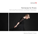 Fantasias for Piano: Works by Franz Schubert & Robert Schumann