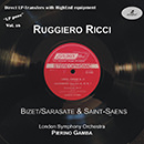 LP Pure, Vol. 16: Ruggiero Ricci Plays Bizet, Sarasate & Saint-Saëns