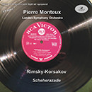 LP Pure, Vol. 35: Monteux Conducts Rimsky-Korsakov - Scheherazade (Historical Recording)