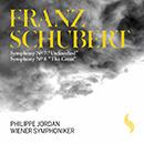 "Franz Schubert: Symphony No. 7 ""Unfinished"" - Symphony No. 8 ""The Great"""