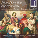 Songs of Love, War and Melancholy: The Operatic Fantasias of Jacques Francois Gallay
