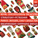 Stravinsky: Petrushka  (1947 Version) - Rachmaninov: Symphonic Dances [Live]