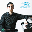 Alberto Ferro Live at the Queen Elisabeth Competition 2016