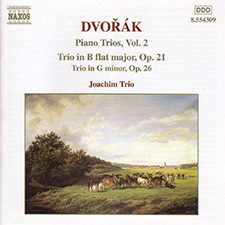 Piano Trio No. 1, Op. 21 /  Piano Trio No. 2, Op. 26