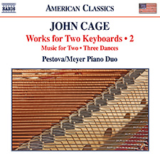 Cage: Works for 2 Keyboards, Vol. 2