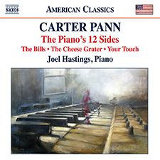 Carter Pann: Works for Piano