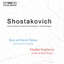 Shostakovich - Suite on Finnish Themes