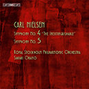 Nielsen – Symphonies Nos 4 and 5