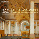 Bach: Lutheran Masses, Vol. 2: Missa in F Major, BWV 233 - Missa in A Major BWV 234