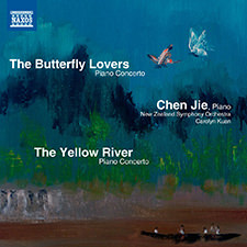 CHEN, G. / HE, Z.H.: Butterfly Lovers Piano Concerto (The) / CHU, W.H.: The Yellow River Piano Concerto (Jie Chen, New Zealand Symphony, C. Kuan)