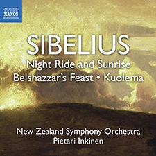 Sibelius: Night Ride and Sunrise - Belshazzar's Feast - Kuolema