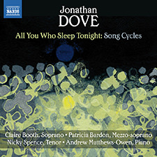 Jonathan Dove: Song Cycles